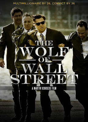 Poster Of Hollywood Film The Wolf of Wall Street (2013) In 300MB Compressed Size PC Movie Free Download At worldfree4u.com