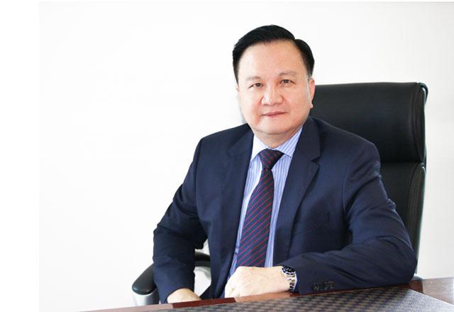 Ông Nguyễn Vĩnh Trân