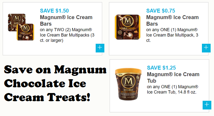 graphic about Wegmans Printable Coupons named Magnum® Ice Product Coupon codes + Wegmans Package deal Strategy Offers and In direction of-Dos