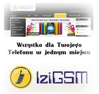 Nowa Współpraca IziGSM - Wszystko dla Twojego telefonu.