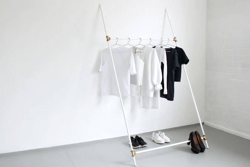 Blog Déco SoLoveLy... [décoration]: Diy: une penderie design