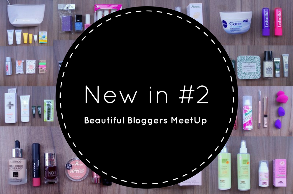 new in beautiful bloggers meetup haul
