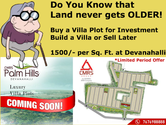 Investing in real plots? what should you consider before choosing?
