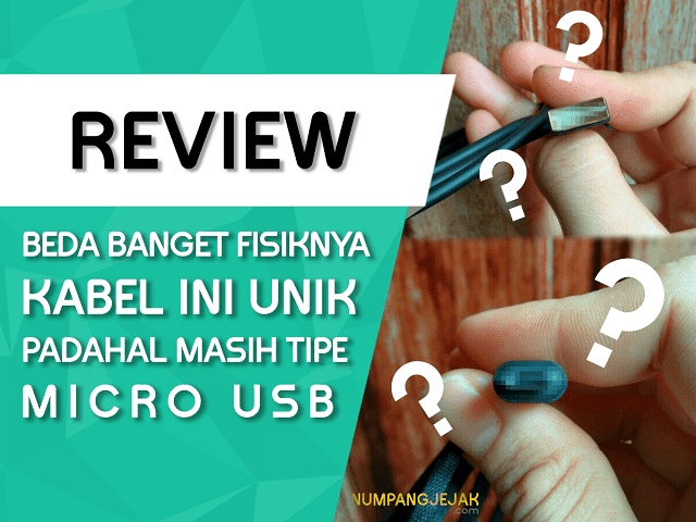 Review Baseus & UGREEN Kabel Data Micro USB Mirip Type-C