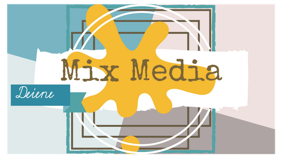 Cartel de Mix Mediando un poquito Dei