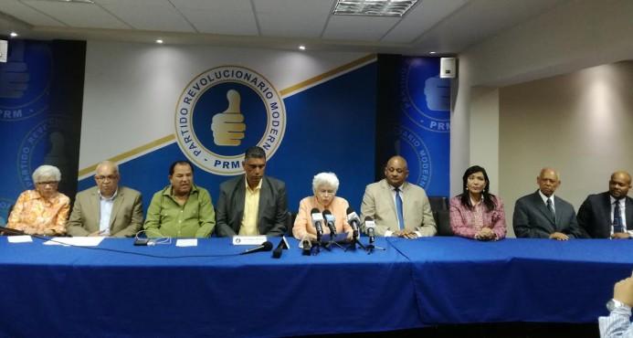 """PRM pide jueces """"probos, competentes y no partidistas"""" para las Altas Cortes"""