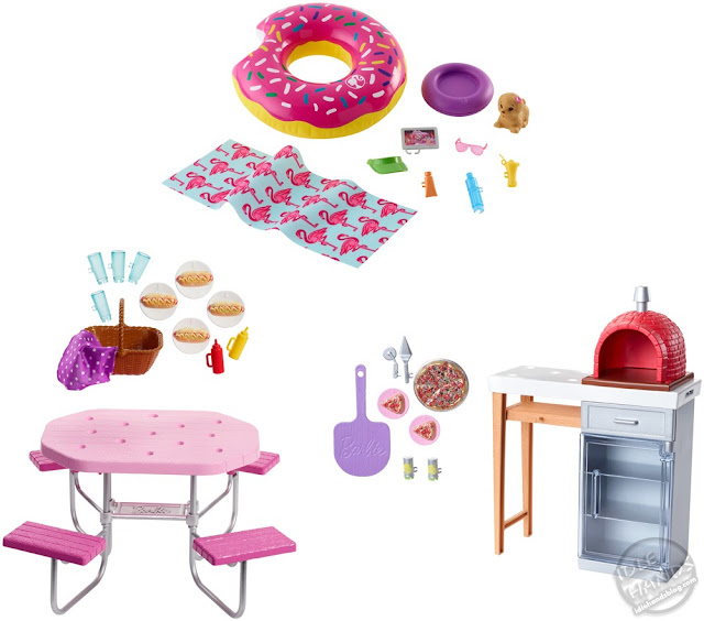 Toy Fair 2019 Mattel Barbie Outdoor Furniture Assortment 23