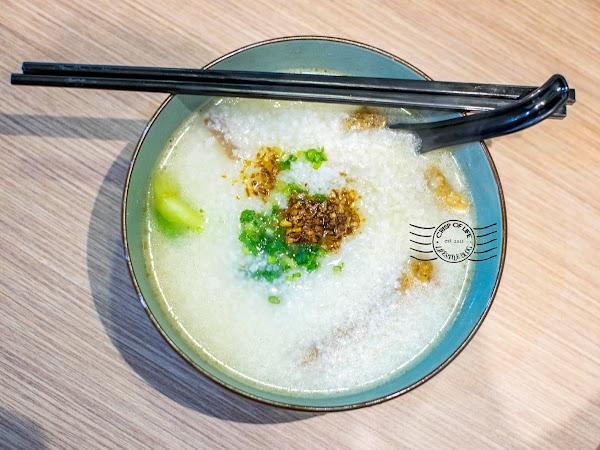 Julie's Taste Seafood Porridge & Steamboat @ Gurney Paragon, Penang