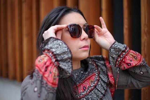 photo details lunette VLunettes