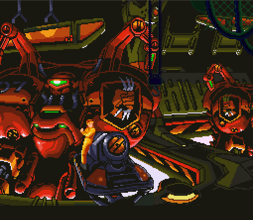 Metal Warrior+game+snes+rom+retro+download free