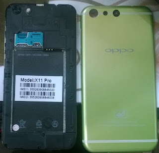 Oppo clone x11 pro firmware 100% tetsed without password