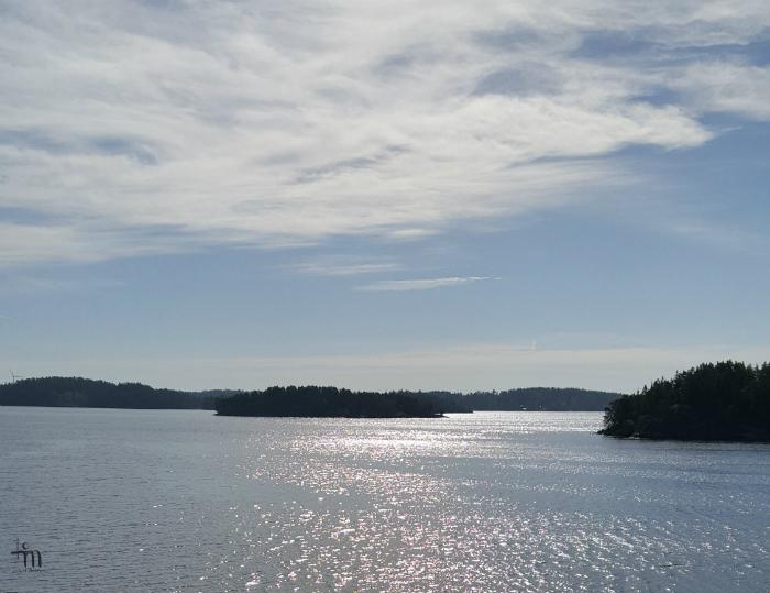 merimaisema Itämerellä - www.ladyofthemess.fi