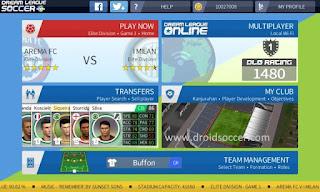 Download DLS 1 League by Alan Apk + Data Obb