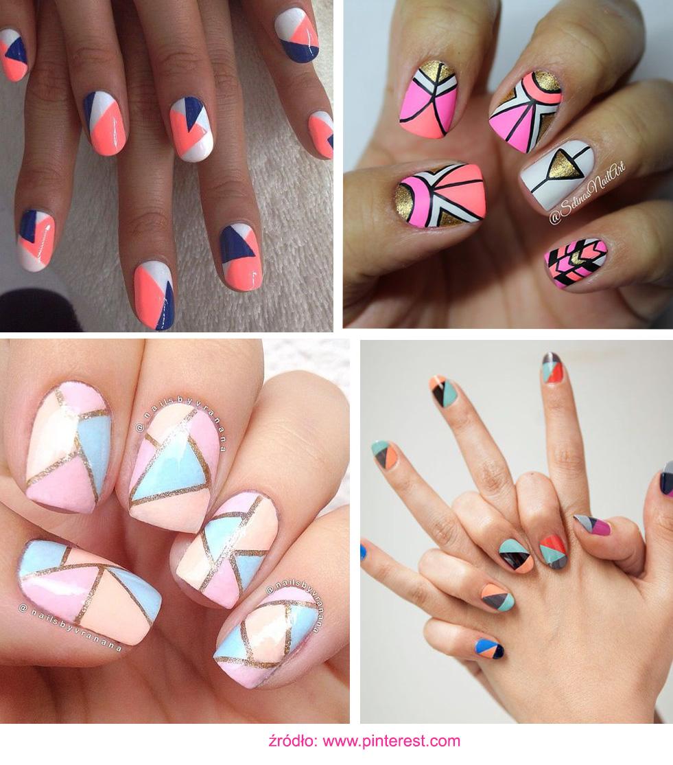Manicure Hybrydowy Modne Wzory Papillon Day Spa