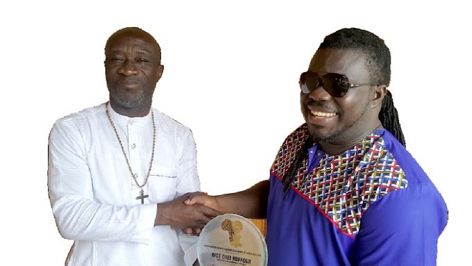 Leadership award for MUSIGA president