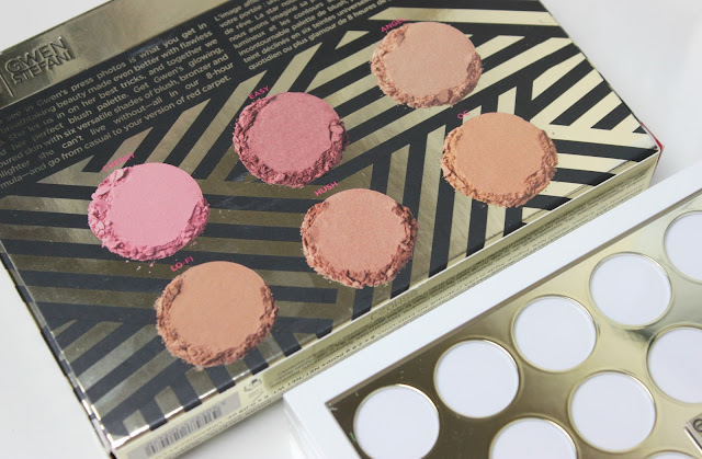 A picture of Urban Decay Gwen Stefani Blush Palette