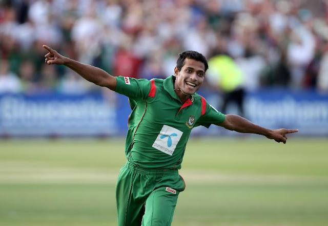 Bangladesh Cricket team, Shafiul