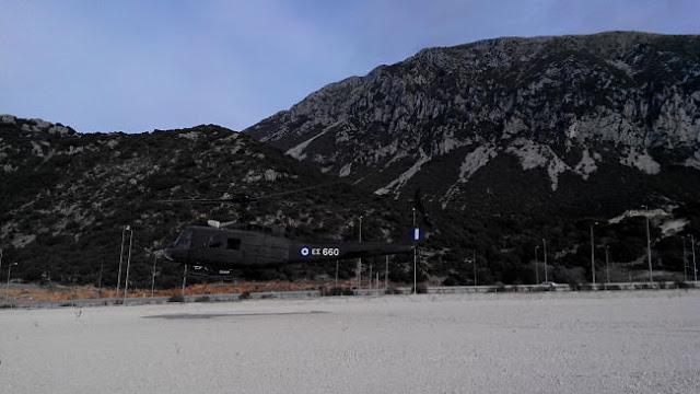 Σούλι: Άκαρπες μέχρι στιγμής οι έρευνες με το ελικόπτερο, για τον εντοπισμό του Στ.Σκοπούλη