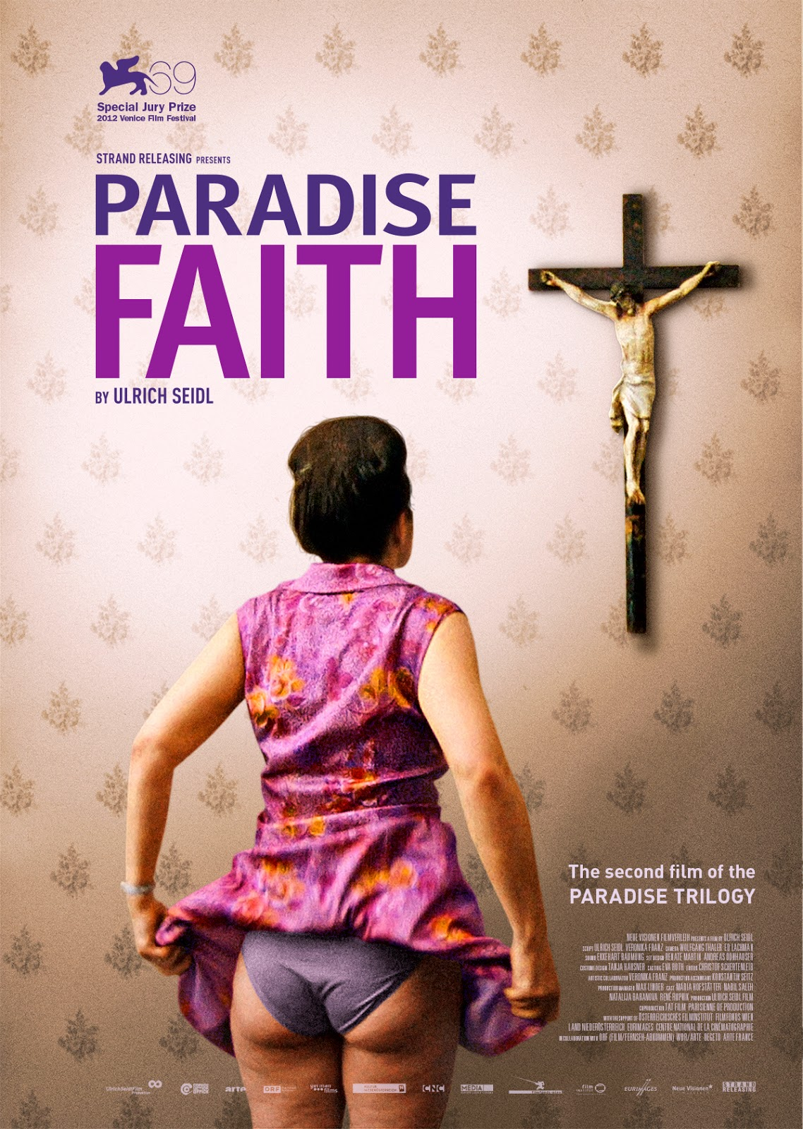 Paradise: Faith - Ο Παράδεισος της Πίστης (2012) ταινιες online seires oipeirates greek subs
