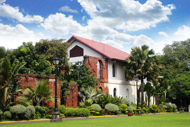 Rizal Shrine - Fort Santiago