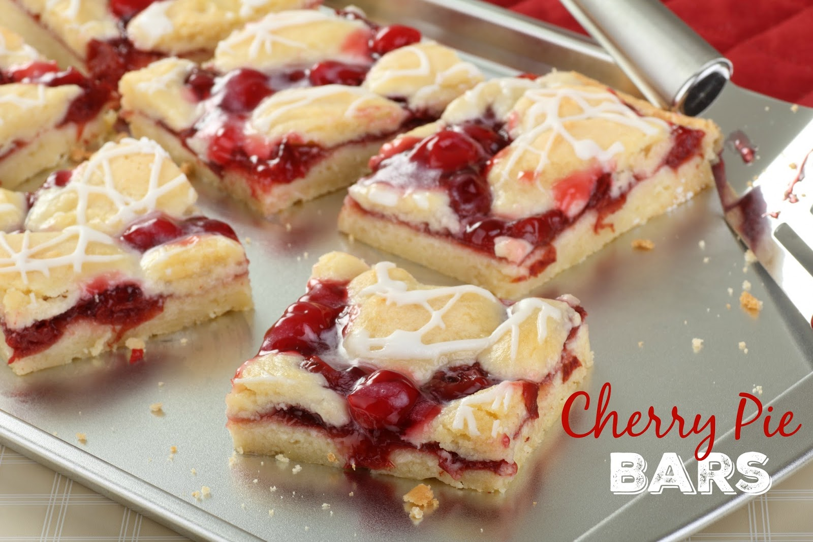 Cherry pie bars the country cook ingredients for the bars 1 cup butter softened 2 cups sugar 1 teaspoon salt 4 large egglands best eggs 1 tsp vanilla extract 14 tsp almond extract forumfinder Images
