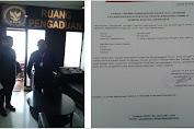 Pengacara Paslon No 3 Zainal - Arsal Adukan KPU dan Panwaslu Kerinci ke DKPP