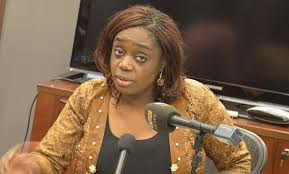 Finance Minister Kemi Adeosun Resigns?