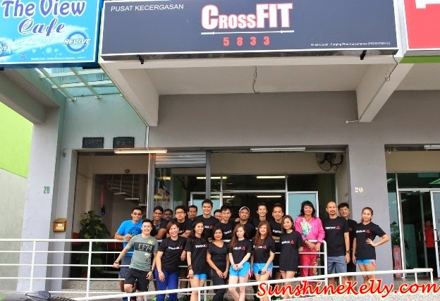 Reebok Delta New Brand Mark Launched in Penang, Reebok Delta, New Brand Mark, Launched in Penang, CrossFit Training, Reebok FitHub, Fit Hub