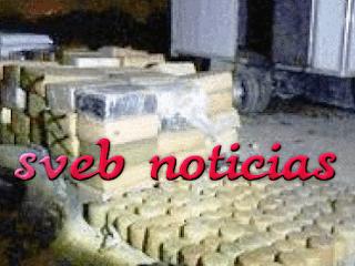 Aseguran marihuana y cocaina en Tamaulipas