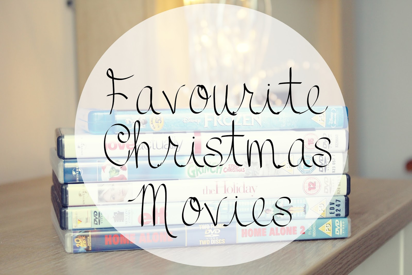 Blogmas Favourite Christmas Movies