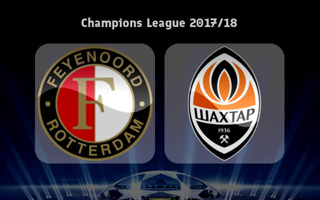 Feyenoord vs Shakhtar Donetsk Full Match & Highlights 17 October 2017
