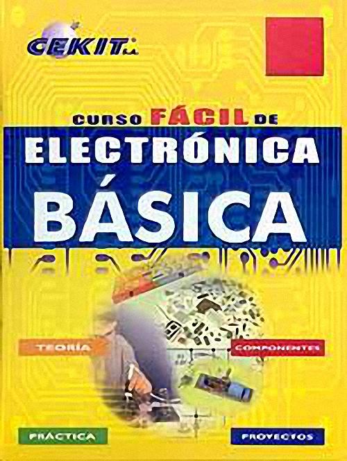 Curso Fácil De Electrónica Básica Cekit Muta Tronica