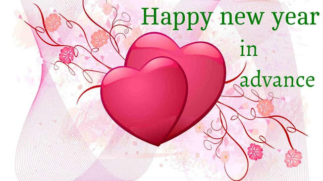 Advance Happy New Year Status for Facebook, Whatsapp