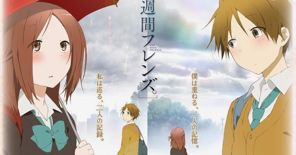 Isshuukan friends episode 1 : Trailer project versus j