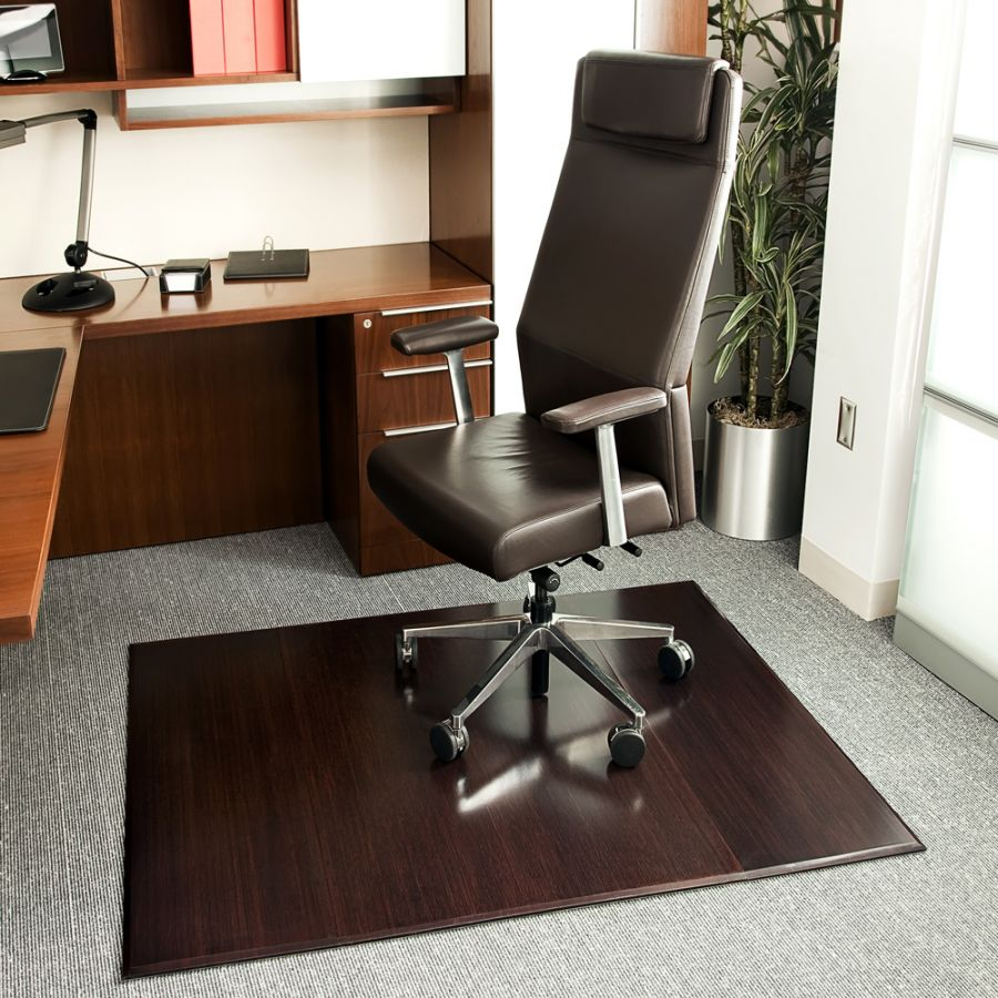 Bamboo Office Mat Bamboo Products Photo