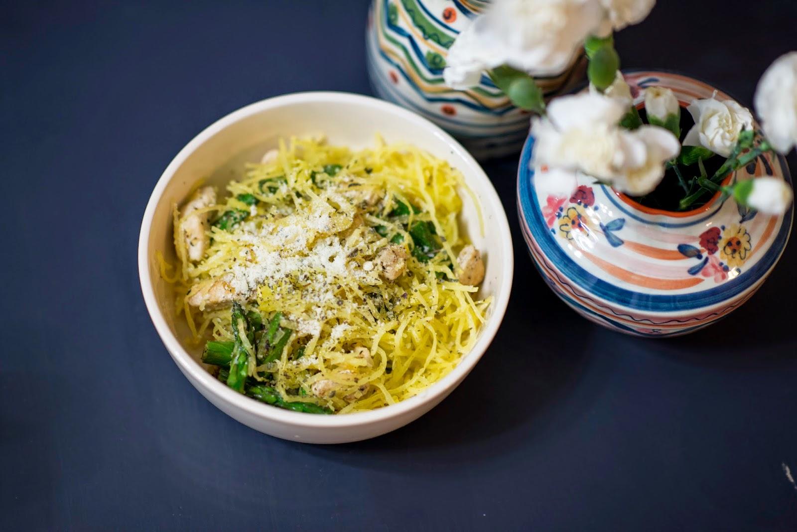 A few scrumptious things how to cook spaghetti squash for Things to do with spaghetti squash