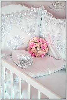 набор в кроватку, бортики, постельное, защита в кроватку, эксклюзивные наборы для новорожденных