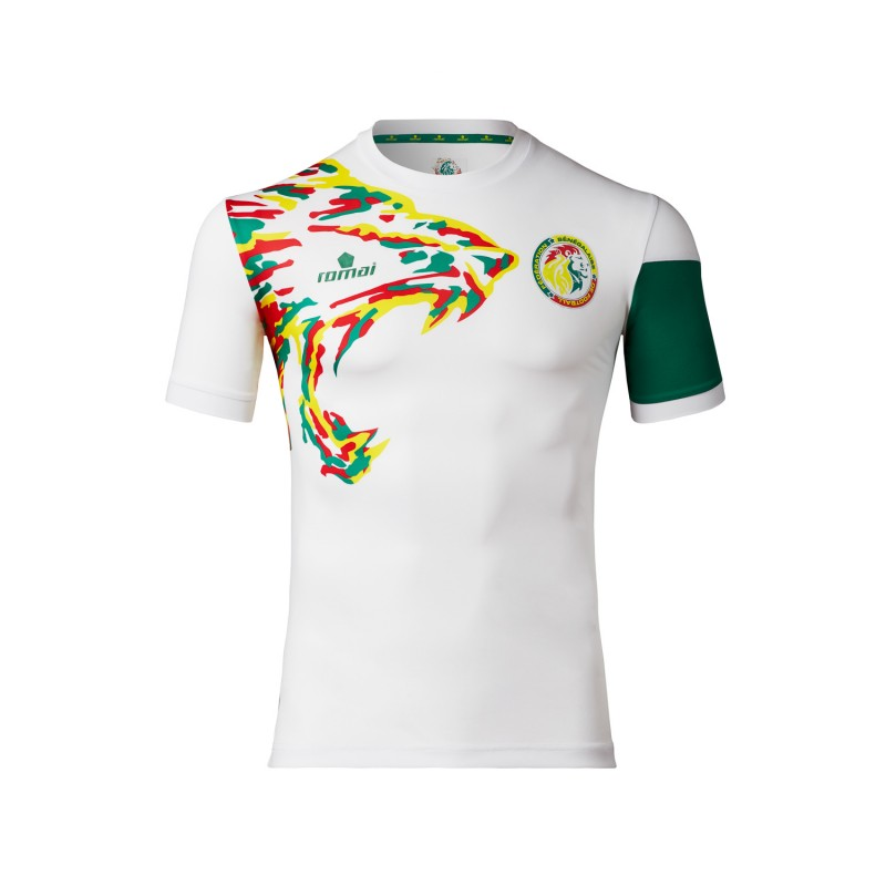 huge selection of 5dcfd 0fd34 Super Punch: Senegal national team soccer jerseys