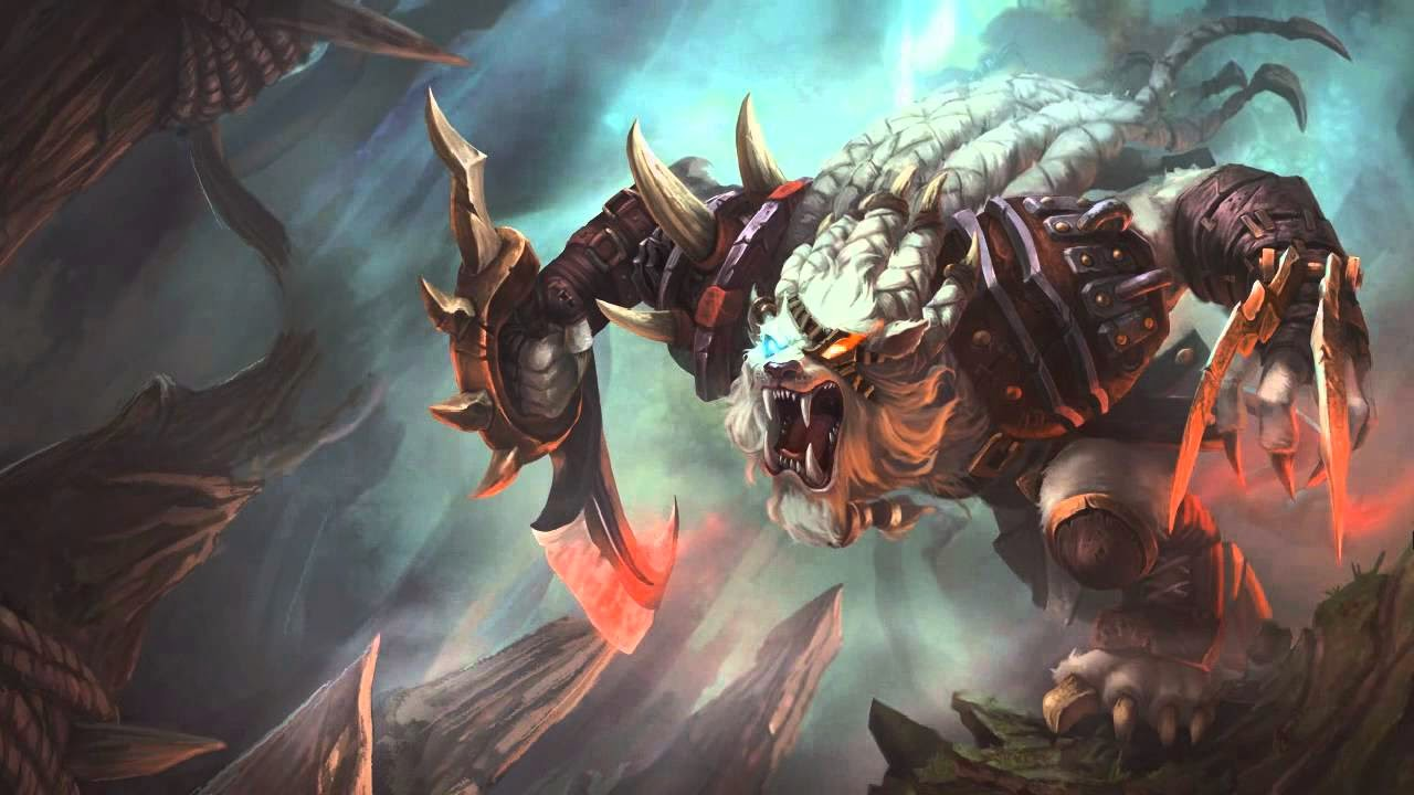 I Quit Wallpaper Hd Rengar League Of Legends Wallpaper Rengar Desktop Wallpaper