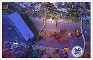 ini dia game android yang selalu ditunggu DEAD PLAGUE: Zombie Outbreak Mod Apk v1.2.5+ ( Unlimited Money) 2019