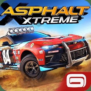 Asphalt Xtreme 1.0.3a (All Unlocked / Cars Maxed) Apk + Data