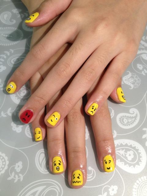 Funny Nail Art   Funny World