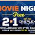 """[多省份] PizzaPizza在线/手机订单买够$13.99送Cineplex""""买一送一""""券"""