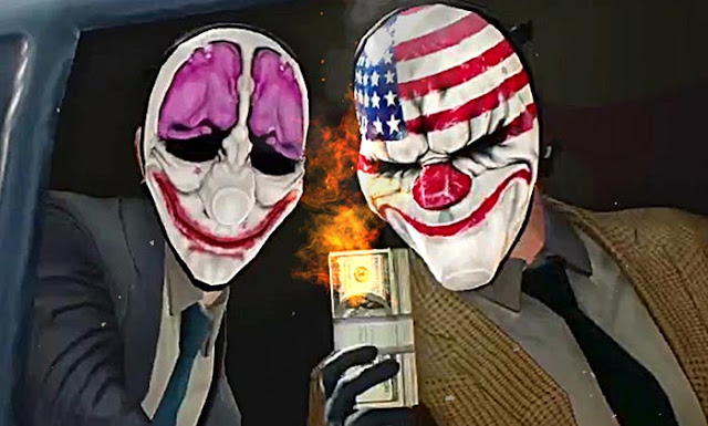 PayDay 2 Wallpaper Engine