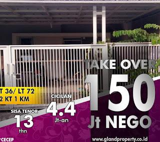 TAKEOVER Rumah 150 jUTA Di Soreang Dekat Tol Seroja