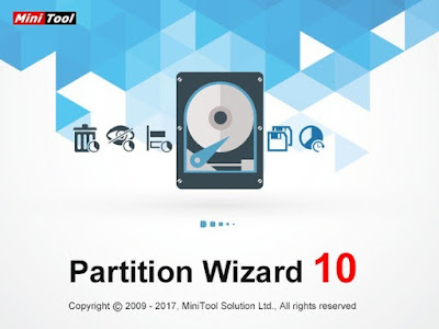 MiniTool Partition Wizard Pro Ultimate 10.1 BootCD