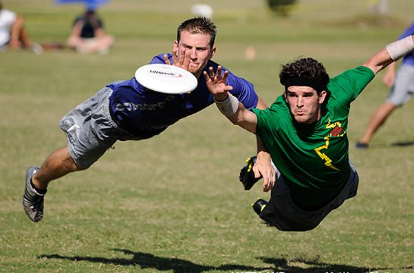 İlginç bir Spor: Ultimate Frisbee