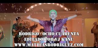 Rodrigo - Ocho Cuarenta
