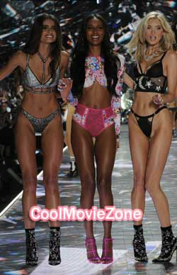 The Victoria's Secret Fashion Show Holiday Special (2018)