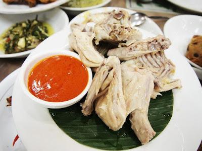 Gambar Resep Ayam Pop Ala Rumah Makan Sederhana
